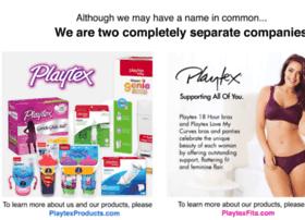 playtex.com