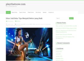 playthatnow.com