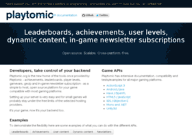playtomic.org