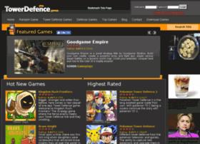 playtowerdefencegames.com