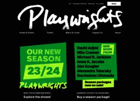 playwrightshorizons.org