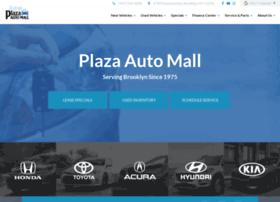 plazaautomall.com