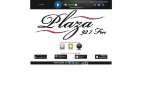 plazafm.com.ve
