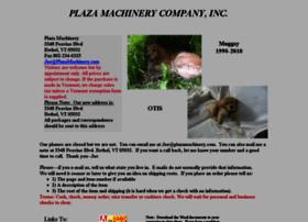 plazamachinery.com