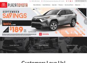 plazatoyota.calls.net