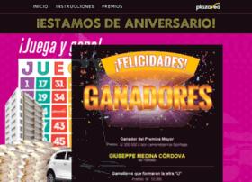 plazaveaaniversario.com