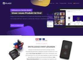 plazz-entertainment.com