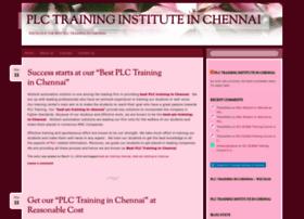plctraininginstitutechennai.wordpress.com
