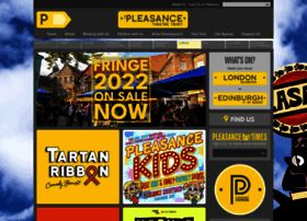 pleasance.co.uk