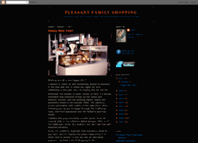 pleasantfamilyshopping.blogspot.com