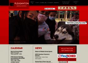 pleasantonmiddle.pleasantonusd.net