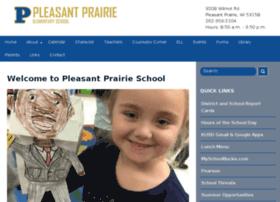 pleasantprairie.kusd.edu