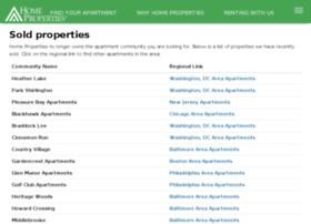pleasantview.homeproperties.com