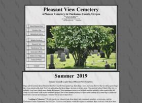 pleasantviewcemetery.org