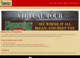 pleasoning.webteam.net