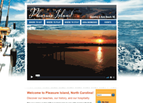 pleasureislandnc.org