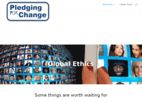 pledgingforchange.org