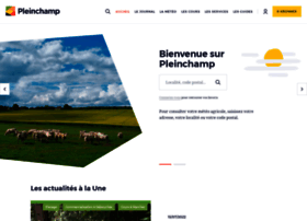 pleinchamp.com
