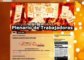 plenariomujerestrabajadoras.blogspot.com.ar