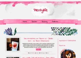plentylife.blogspot.de