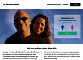 Plenty of silverfish dating site 3