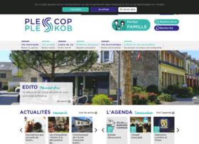 plescop.fr