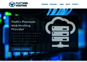 plettwebhosting.co.za