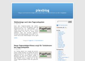 plexblog.de