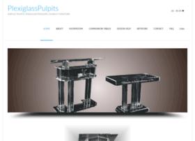 plexiglasspulpits.com