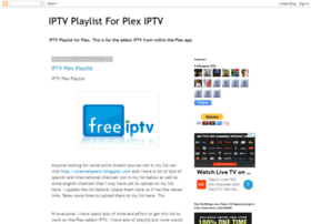 plexiptvplaylist.blogspot.co.at