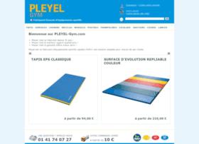 pleyel-gym.com