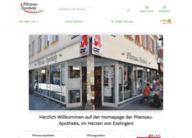 pliensau-apotheke.de