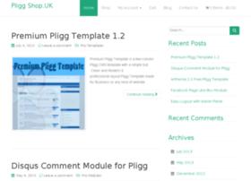 pliggshop.uk