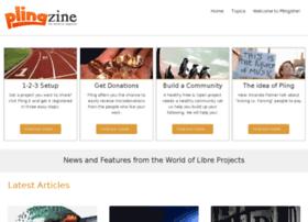 plingzine.com