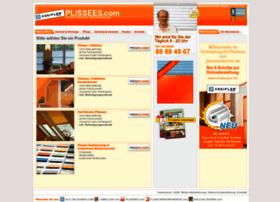 plissees.com