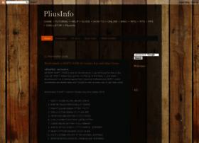 pliusinfo.blogspot.com