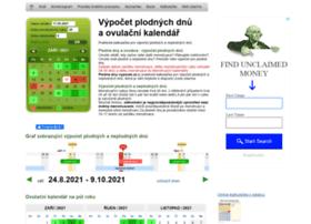 plodne-dny-vypocet.cz