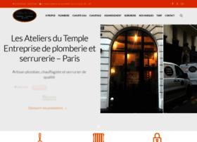 plomberie-ateliers-du-temple.fr