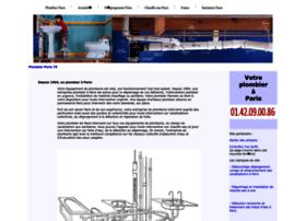 plombier-paris-75.net