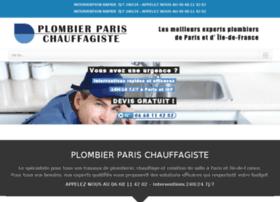 plombier-paris-chauffagiste.com