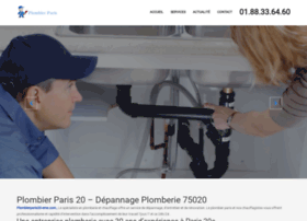 plombierparis20-eme.com