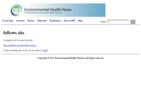 plone.environmentalhealthnews.org