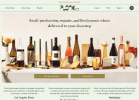 plonkwinemerchants.com