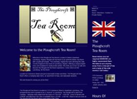 ploughcrofttearoom.com