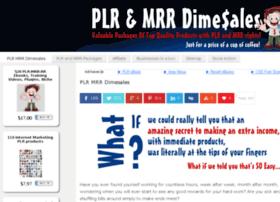 plr-mrr-dimesales.com