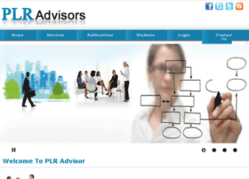 plradvisors.com