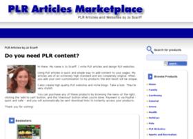 plrarticlesmarketplace.com