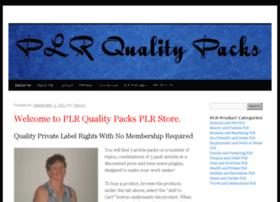 plrqualitypacks.com