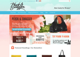pluckandswagger.com