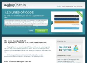 plugchatin.com